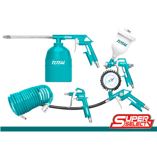 Picture of 5 Piece Air Tool Set