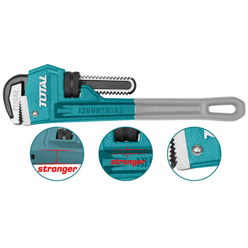 """Picture of 250mm/10"""" Pipe Wrench"""