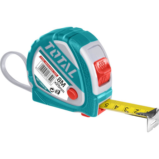 Picture of 8m x 25mm Steel Measuring Tape