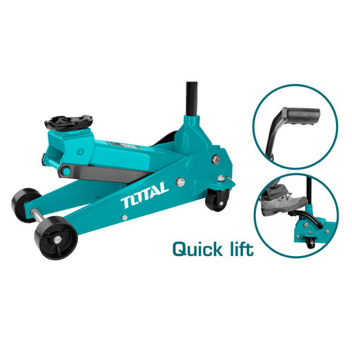 Picture of Trolley Jack 3 Ton HD