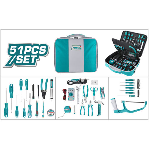 Picture of 51 Piece General Handtool Set
