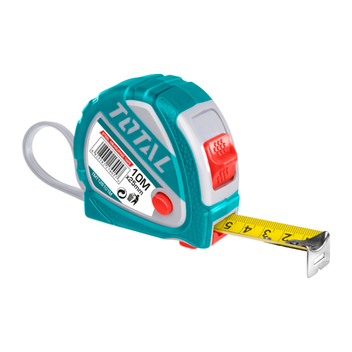 Picture of Measuring Tape (10m x 25mm) Metric Only with Rubber Housing
