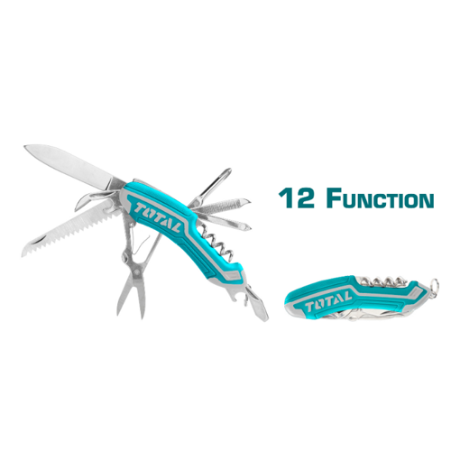 Picture of Multi-Function Knife with 12 Tools
